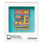 Polaroid Desk Frame, White, 4x4""